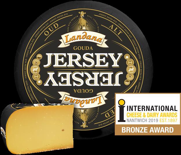 Landana Jersey Beste Nieuwe Zuivel Product