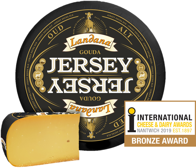 Landana Jersey - Beste Nieuwe Zuivel Product