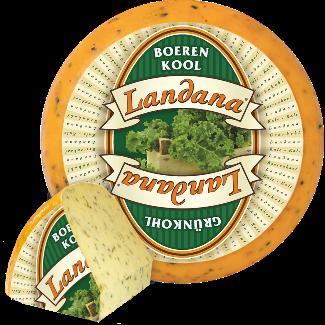 Landana BOERENKOOL kaas specialiteit